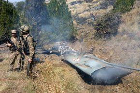 Pakistán captura un piloto israelí que tripulaba un avión atacanteindio