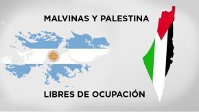Malvinas – Palestina: La lucha es lamisma