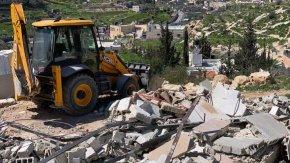 Palestina condena plan israelí para demoler más casas enAl-Quds