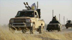FDS apoyadas por EEUU intercambian con Israel crudo sirio porarmas