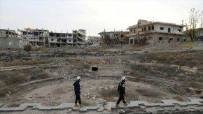 Rusia advierte de posible ataque químico terrorista enIdlib