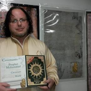 Los Pactos del Profeta Muhammad Llaman al Respeto y la Coexistencia Pacífica con losCristianos