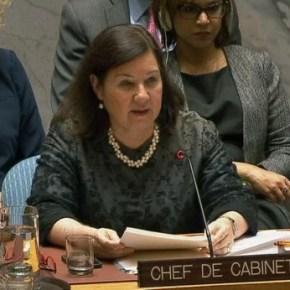 La ONU denuncia sanciones de EE.UU. para impedir ingreso de ayuda humanitaria aIrán