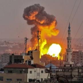 """""""Ocupación israelí continúa atacando a Gaza para desviar atención de sus planes anexionistas"""""""