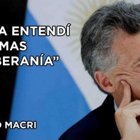 La lucha por la soberanía de Malvinas: ¿podrá una pequeña ciudad argentina frenar el acuerdo entre Macri y una petrolerainglesa?