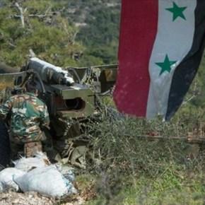 Ejército sirio controla la estratégica localidad de Qalaat al Madiq cerca deIdleb