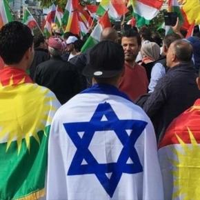 Revelan planes israelíes para crear el Kurdistánsirio