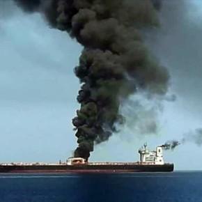 'Israel, Arabia Saudí y EEUU, detrás de ataque a buquespetroleros'