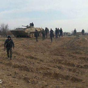 Ejército sirio intensifica ataques y elimina a decenas de terroristas en Hama, Idlib yAlepo