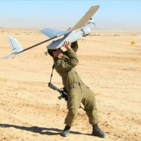 'Resistencia palestina derriba un dron espía israelí enGaza'