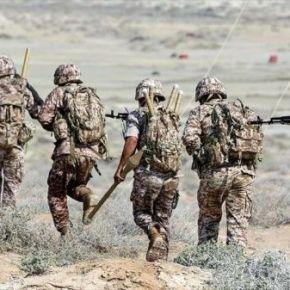 Irán desarticula célula terrorista patrocinada poroccidente