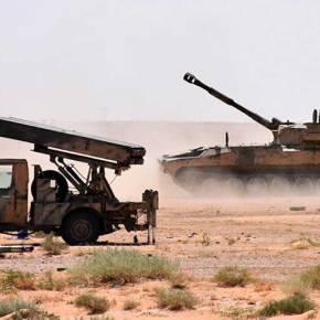 Más de 40 terroristas muertos en un frustrado ataque contra la ciudad de Al Qasabiyeh, enHama
