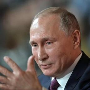 Entrevista concedida por Vladimir Putin al diario italiano Corriere dellaSera