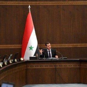 Al-Asad promete liberar cada centímetro del territoriosirio