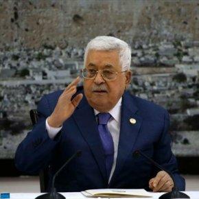 Palestina refuta apoyo de EEUU a anexión israelí deCisjordania