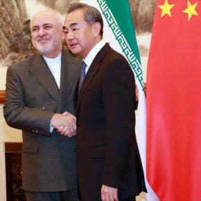 Irán y China defienden el multilateralismo y la leyinternacional