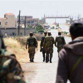 Ejército sirio toma estratégica colina enHama