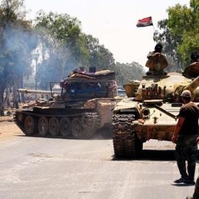 Ejército sirio completa el cerco a los terroristas en el sur de Idleb y el norte deHama