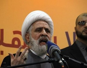 Sheikh Qassem: Hay partidos libaneses que son parte del régimen de sanciones de Estados Unidos contraHizbullah
