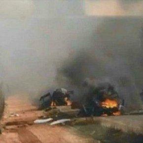 Hezbolá golpea un vehículo militar israelí y abate a un altomando