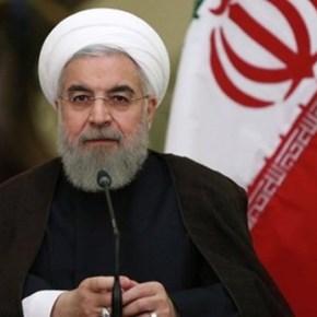 Rouhani: Teherán está listo para negociar, pero no en la atmósfera desanciones