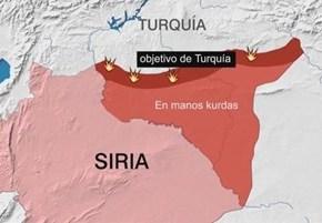 Denuncian planes de EE.UU. para buscar enfrentamiento de Turquía y Rusia enSiria