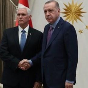 EEUU y Turquía acuerdan decretar un alto al fuego en el norte deSiria