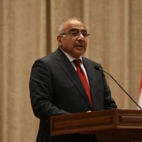 Primer ministro de Irak ordena despliegue en Bagdad de fuerzas antiterroristas para detenerprotestas