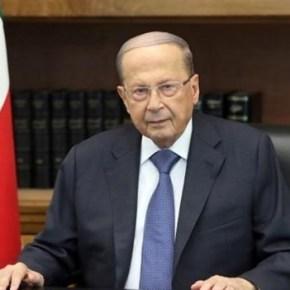 Presidente de El Líbano dispuesto a dialogar conmanifestantes