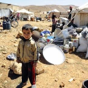 Casi 28 mil niños de 60 países atrapados en campamentos de desplazados enSiria